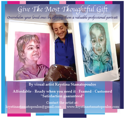 Offer a Portrait to Your Loved Ones
