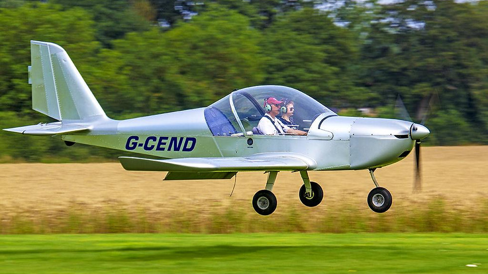 Microlight Trial Lesson - 60 minutes