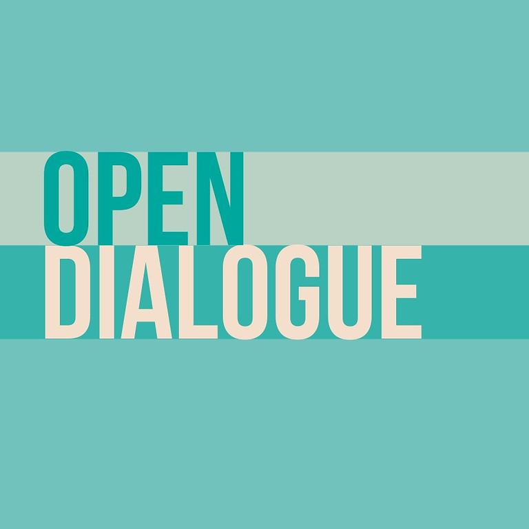 November Open Dialogue