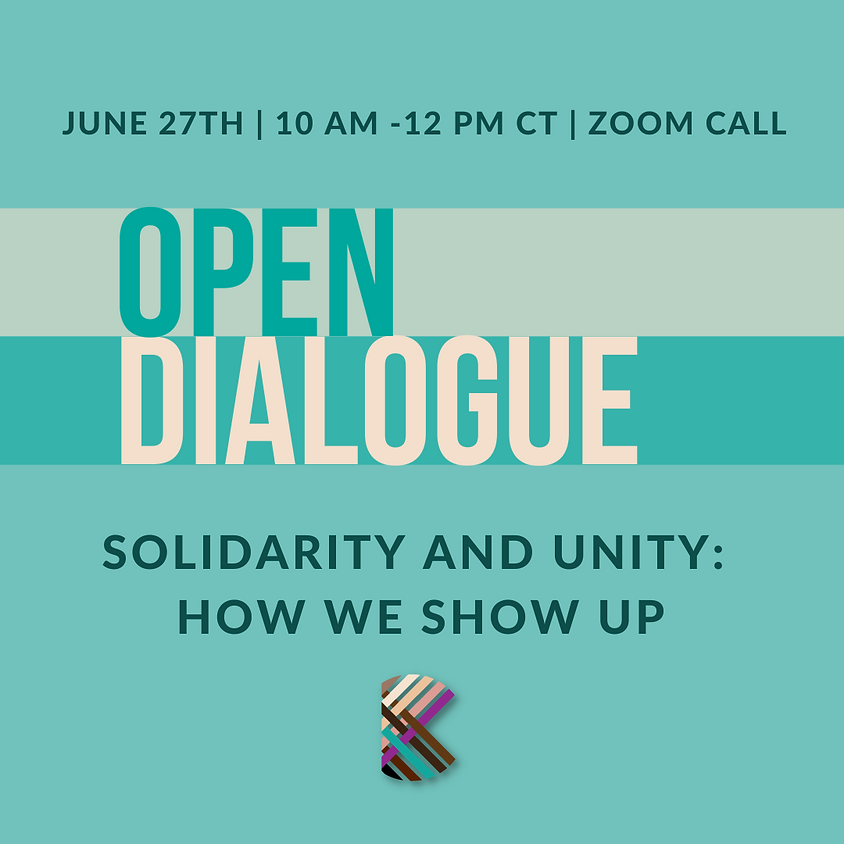 MWM Open Dialogue: Solidarity and Unity