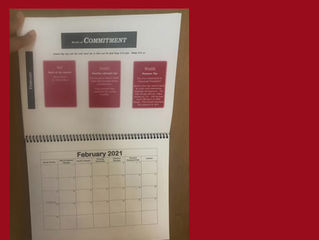 February ~month of COMMITMENT!