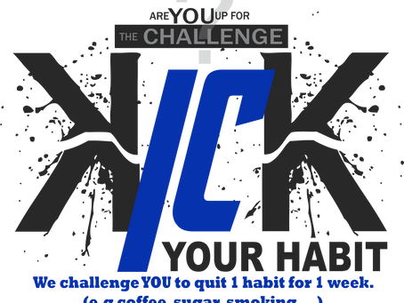 Preparing for the Kick Your Habit Campaign