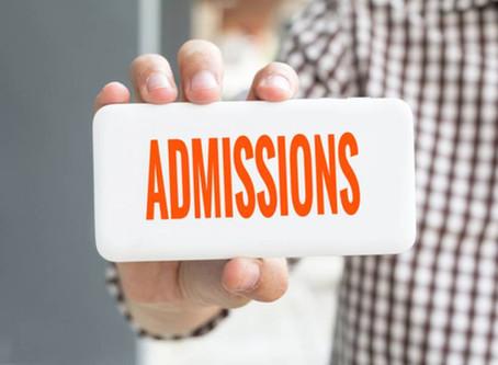 @admissions Elim Clinic