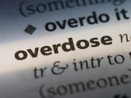 Overdose……. breath of death