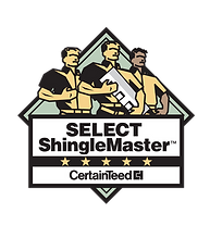 ShingleMaster roofing logo