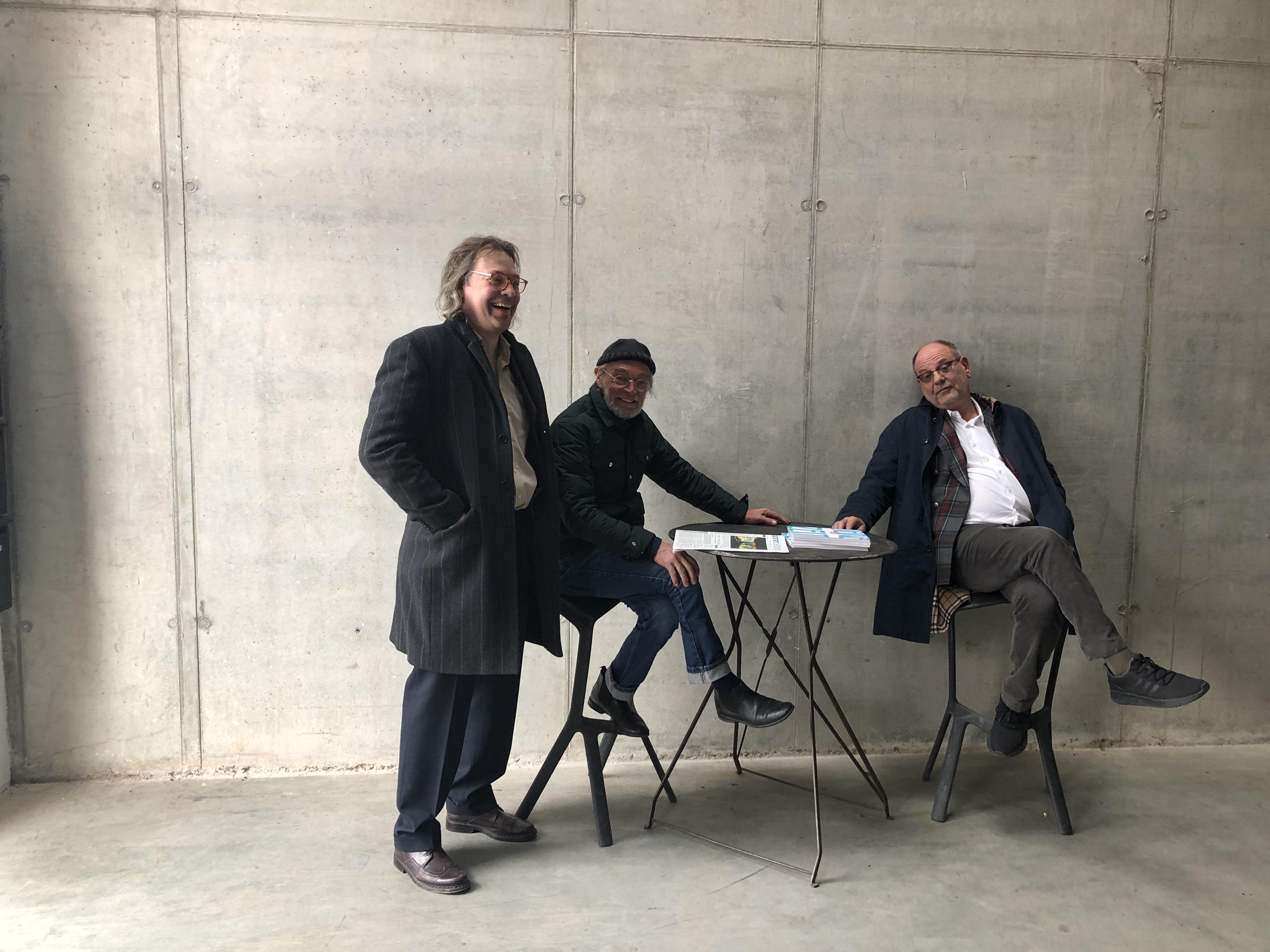 L. Kresse, F. Dickgießer, R.Braun