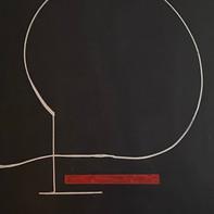 """""""LOVE IN BRAIN""""   WV Nr. 266   Acryl auf Leinwand   80 x 120 cm   2019   SOLD"""