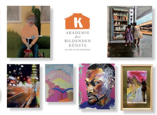5 Jahre! Akademie der Bildenden Künste in Kolbermoor!