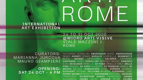 ART.ROME - INTERNATIONAL EXHIBITION