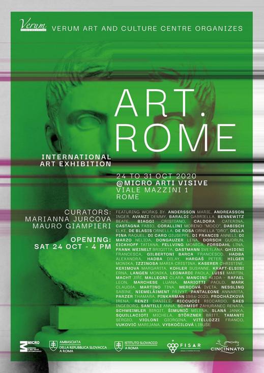 ART.ROME - INTERNATIONAL EXHIBITION