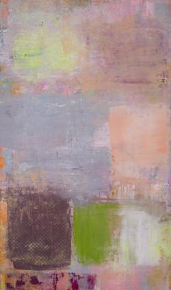 Farblandschaft 2   120 x 75 cm