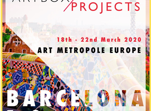 ARTBOX.PROJECT 1.0 in Barcelona