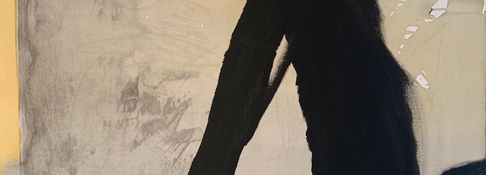 """Painted black"""