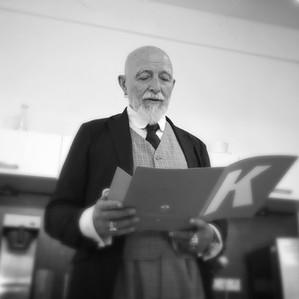 Prof. Markus Lüpertz