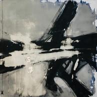 """IT IS ALL OVER NOW"" | WV Nr. 242 | Acryl auf Leinwand | 80 x 80 cm | 2019"