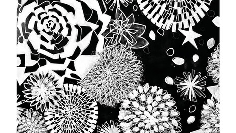 COSMIC GARDENS - Susanna Ladda stellt in der Galerie Starnberger See aus