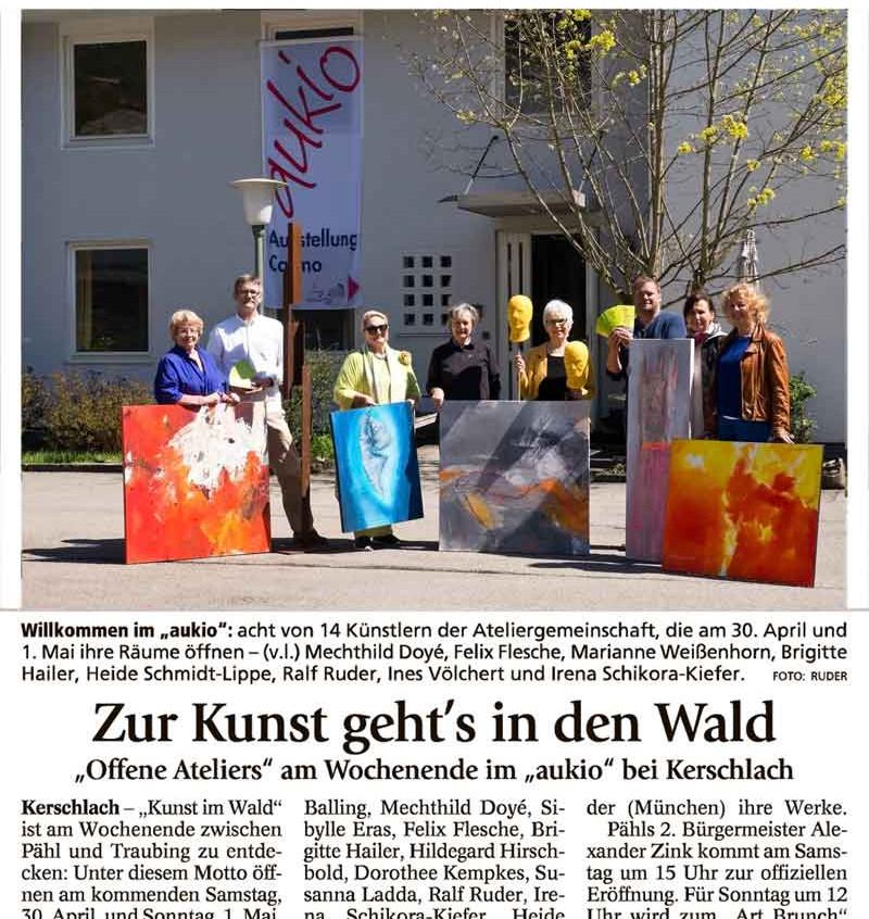 Weilheimer_Tagblatt_aukio_Ankuen26.4.2016