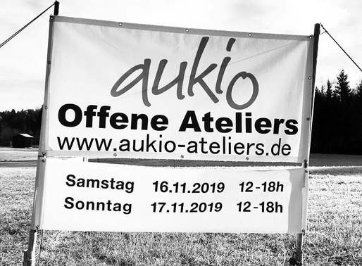 Offene Ateliers im AUKIO 2019 - ein beeindruckender Besucheransturm!