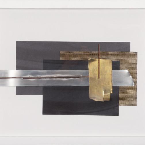 WV 9 | GOLDEN BRIDGE | 55 x 65 cm