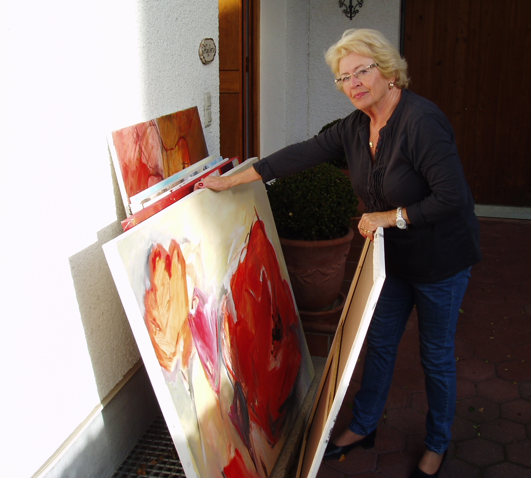 Brigitte Hailer Portrait