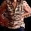 Thumbnail: Blusa de Seda con Cierre