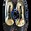 Thumbnail: Zapatillas Marca NINA Escarcha Azul