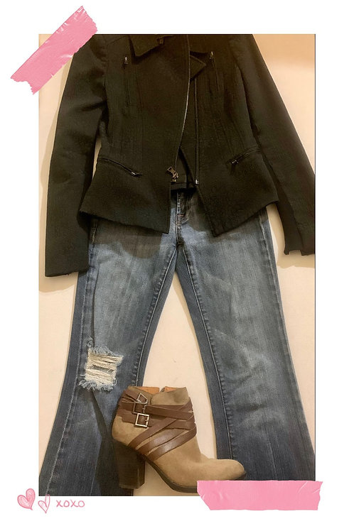 Jeans 7 FOR ALL MANKIND Distressed
