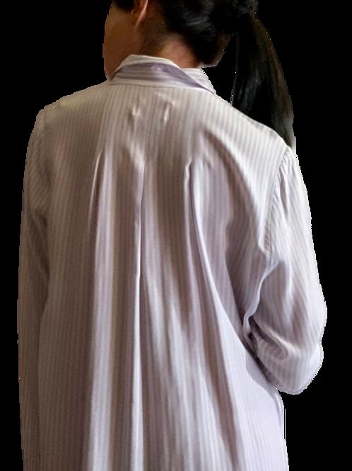 Blusa Hermosos Pliegues en Espalda