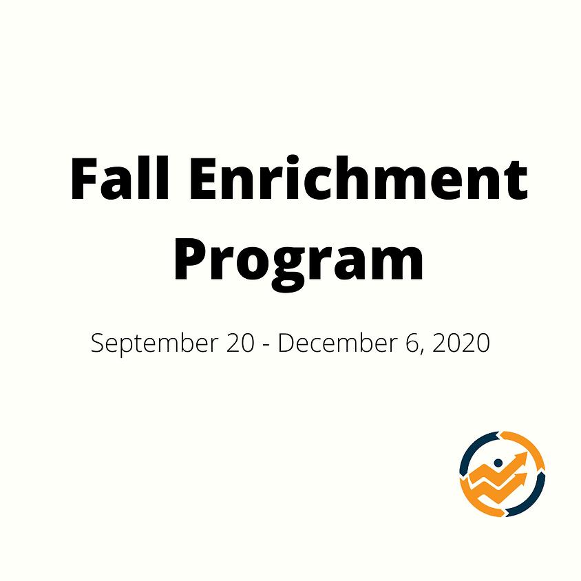 Data Analytics Fall Enrichment Program