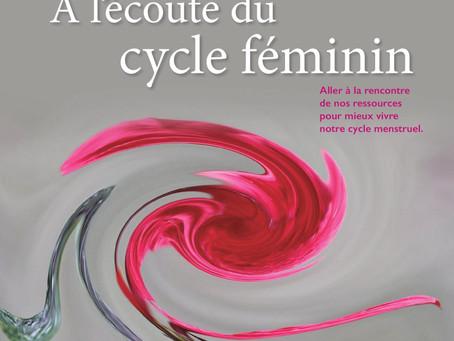 """Atelier """"A l'écoute du cycle féminin"""""""