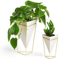boho home planters, bohemian planters
