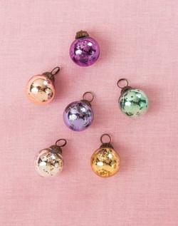 mini assorted ornaments