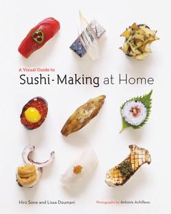 sushi-making at home book