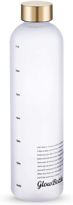 timestamp water bottle