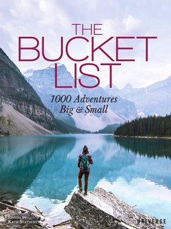bucket list coffee table book