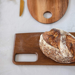 bohemian chic cutting board