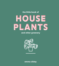 house plant coffee table book
