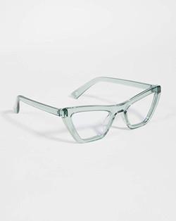 book club blue light glasses