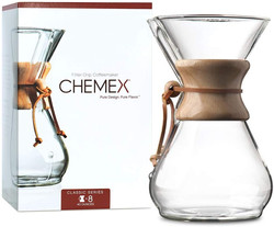 chemex pour-over coffee