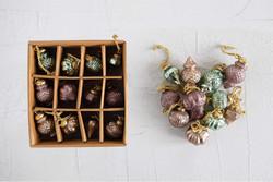multi glass ornament box