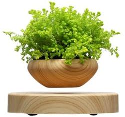 levitating planter
