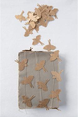 paper bird garland