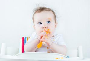 Criando um bom relacionamento com a comida desde a primeira infância