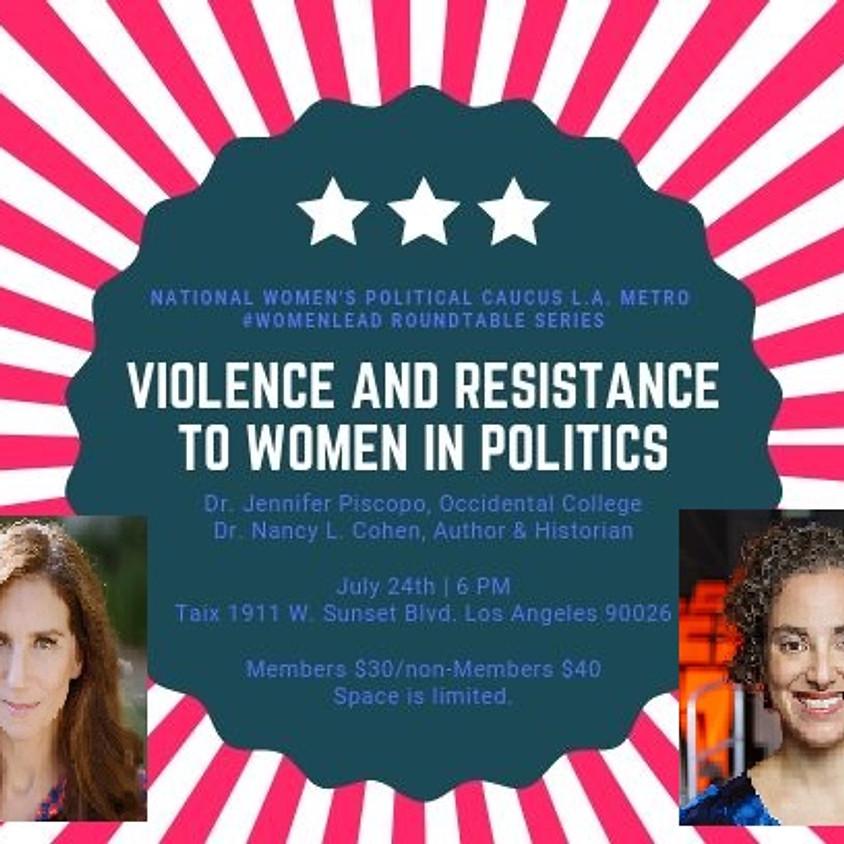 Resistance Dinner! July #Roundtable & Membership Meeting