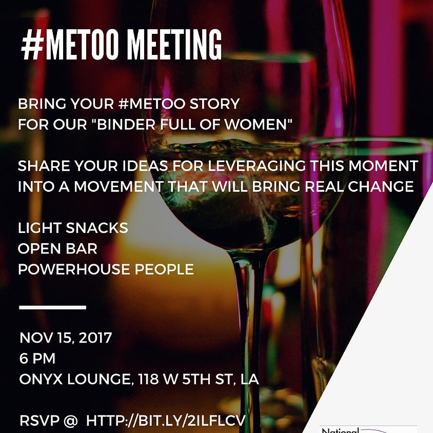 #METOO MEETING