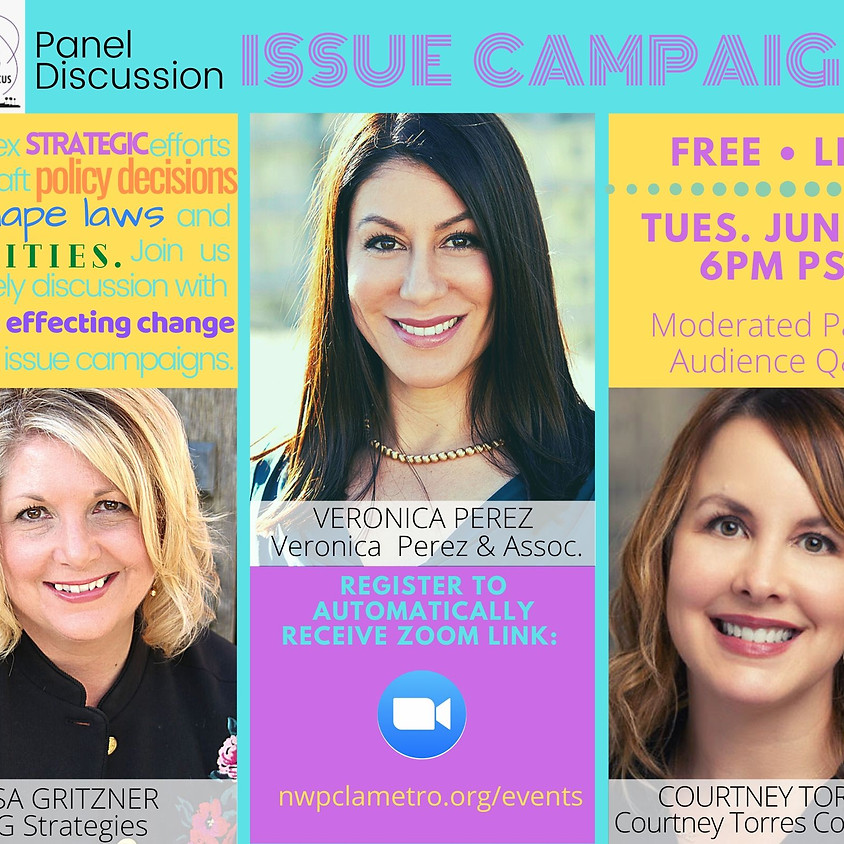 Running Issue Campaigns in L.A.