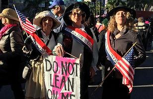 2017 women march DONT LEAN ON ME-3.jpg