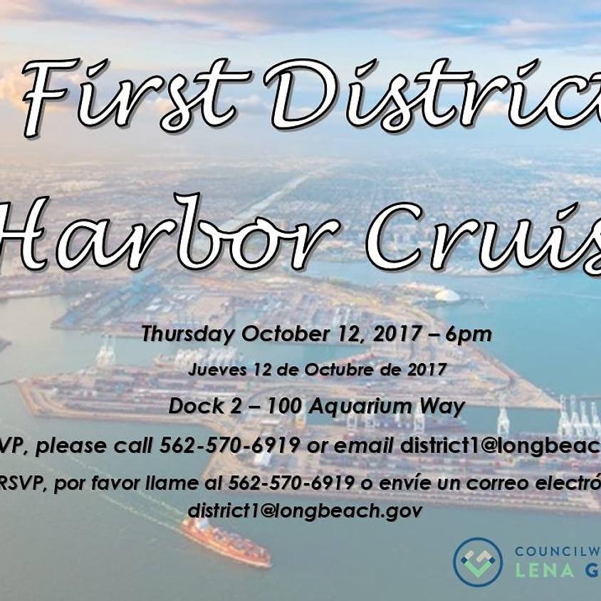 1st District Harbor Cruise