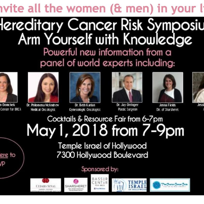 Hereditary Cancer Risk Symposium