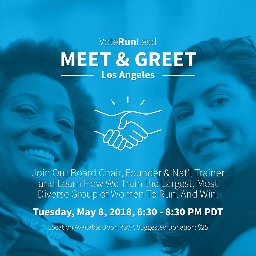 VoteRunLead Meet & Greet